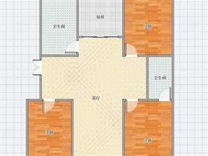 明月豪苑精装修南北通透可贷款带家具家电看房方便