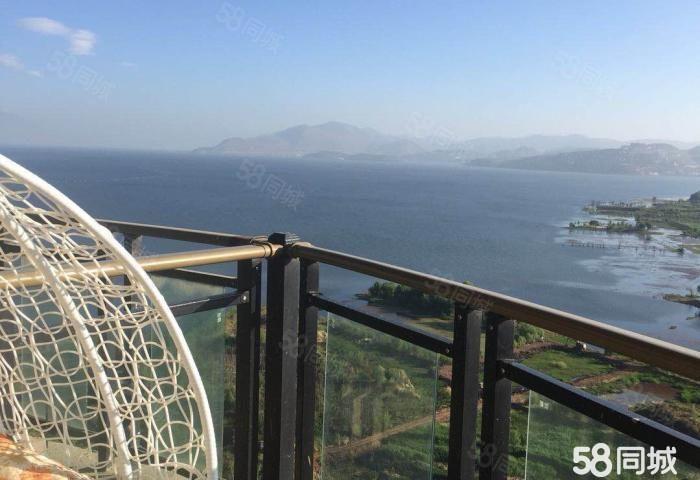 双景观阳台三面采光70年产权湖景现房抚仙湖欢乐大世界