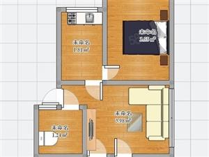 《明珠无虚假》广文中学房多层二楼精装三室拎包入住