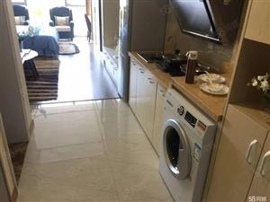 精装修的单身公寓来临港新天地单身公寓62平36.6万起啦。