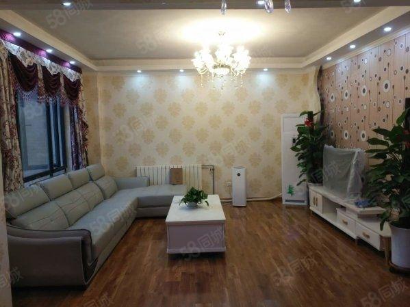120平小三室公摊小于两成中间位置通泰路鑫苑花园