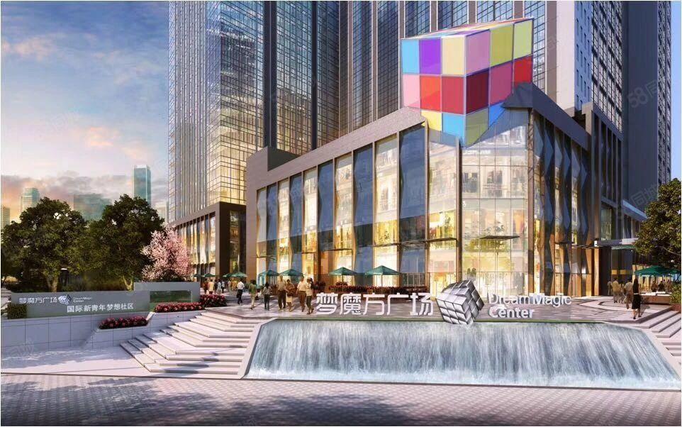 成都火车东城,地铁口公寓位置好直接和开发商签合同