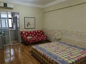 大学路海悦雅居精装公寓可押一付一无中介费拎包入住