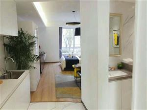 不限购精装修住宅式公寓,双地铁,110万就买套二,可托管