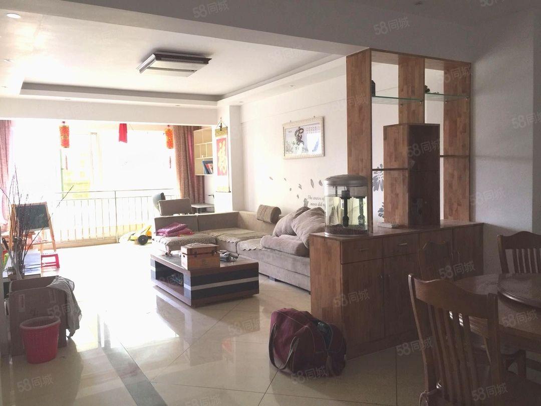 高速路旁三小附近龙马华庭6楼1500元/月3室带家电家具
