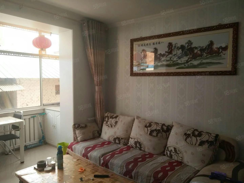 玻璃厂宿舍,精装两居,采光没问题,好地段紧俏房源!