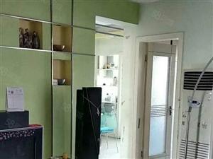 都市花园电梯房1室家具家电齐全1200/月