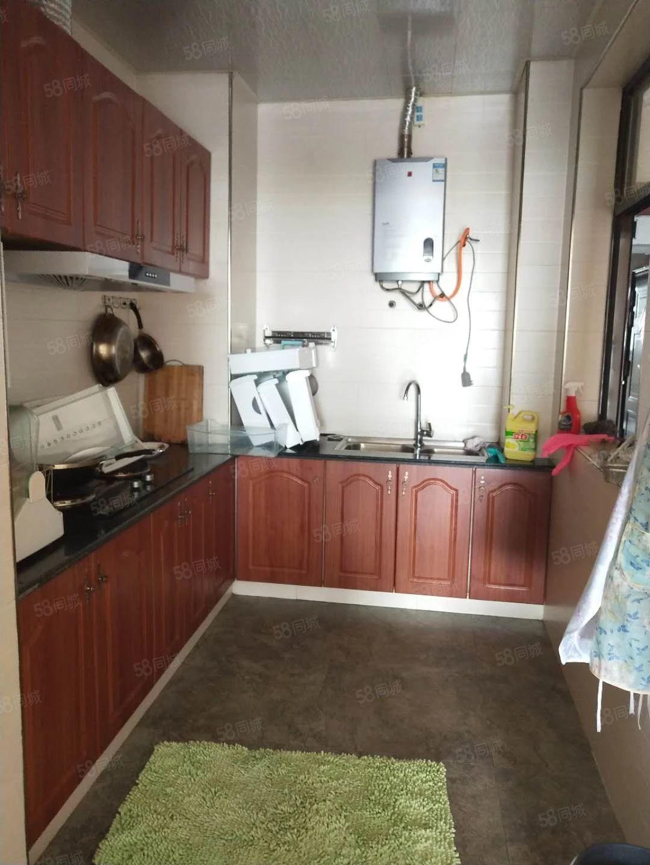 家乐福地产公园道好房急租三室两厅两位