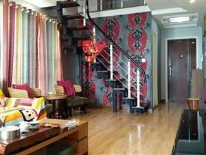 建业桂园精装修1室挑高复式家具家电齐全领包入住