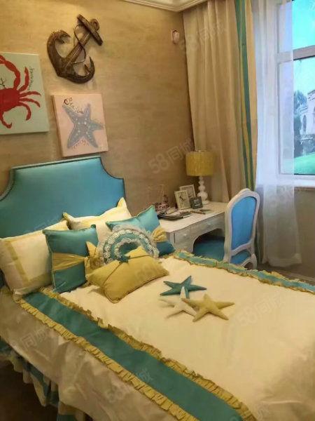 天庆金域蓝湾高档小区新城区两室两厅可按揭好户型