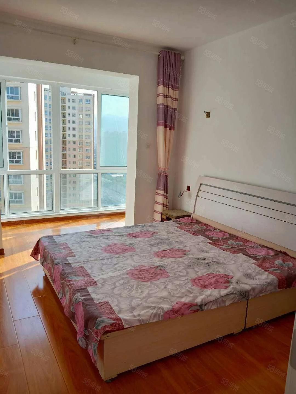 刘家堡枣林路丰宝佳苑两室两厅一卫带简单家具厨卫齐全随时看