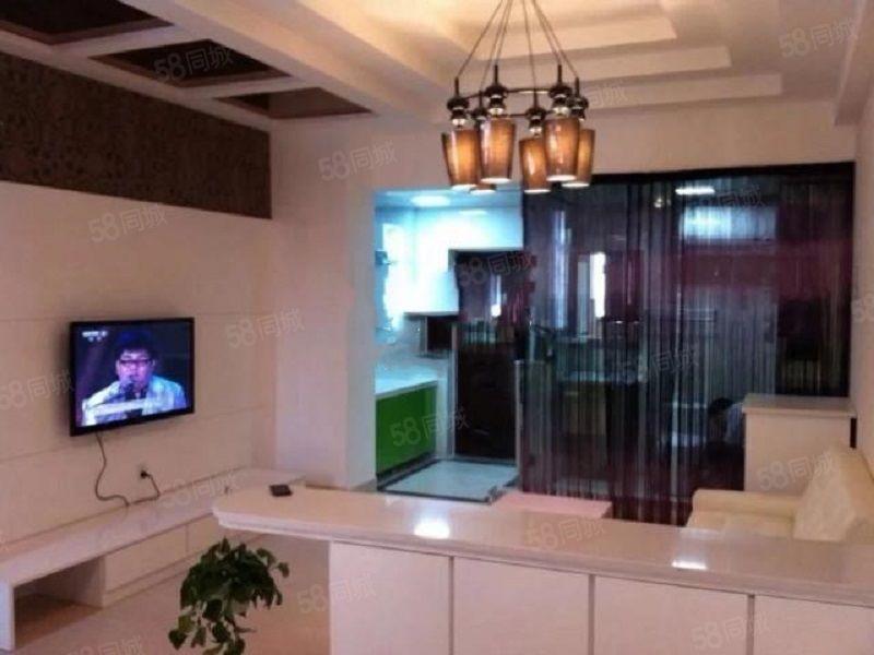 新玛特楼上公寓精装修拎包入住繁华地段交通方便随时约