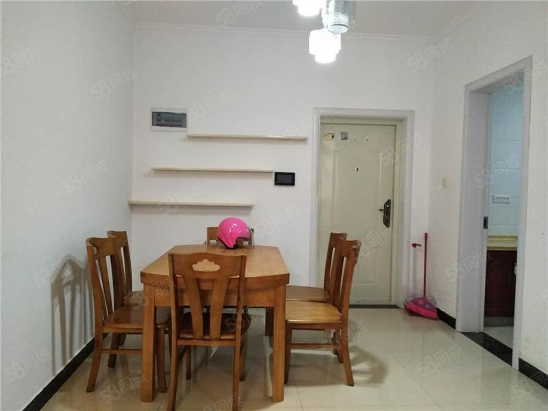 周口建业森林半岛与昌建旁边两室两厅一厨一卫,精装修拎包入住