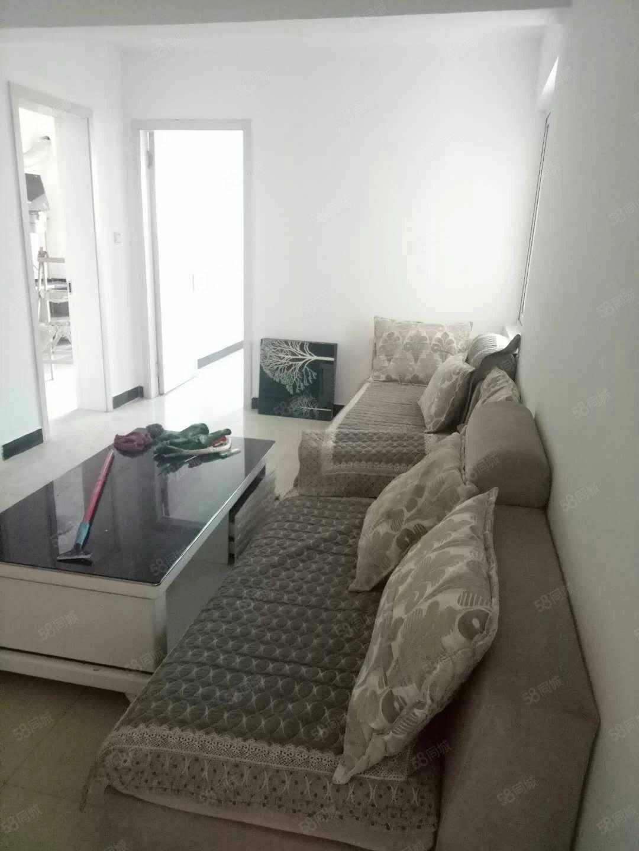 农业家园,两室两厅,家具家电齐全,优惠价12000