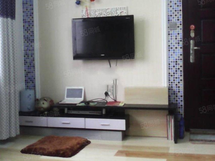 晟晖家园精装修2室家具家电包取暖物业整洁干净