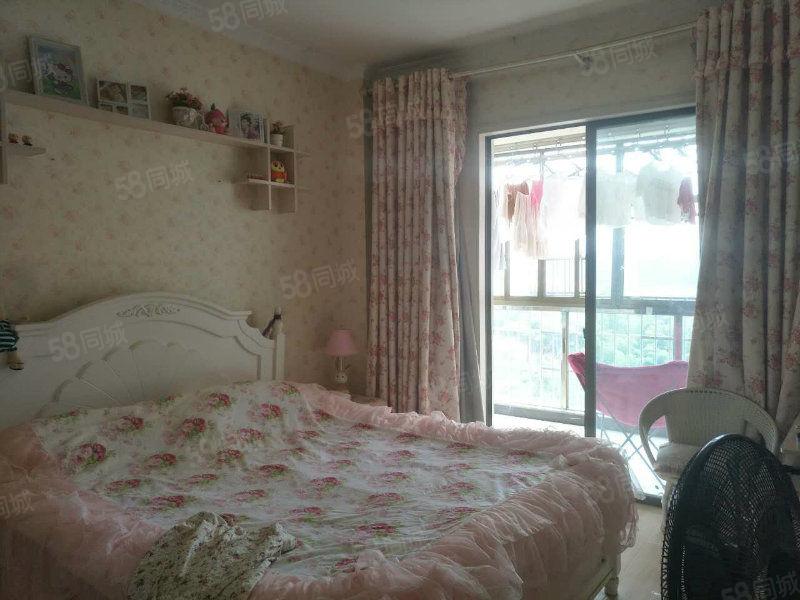 润园小区全新温馨舒适两室两厅拎包入住