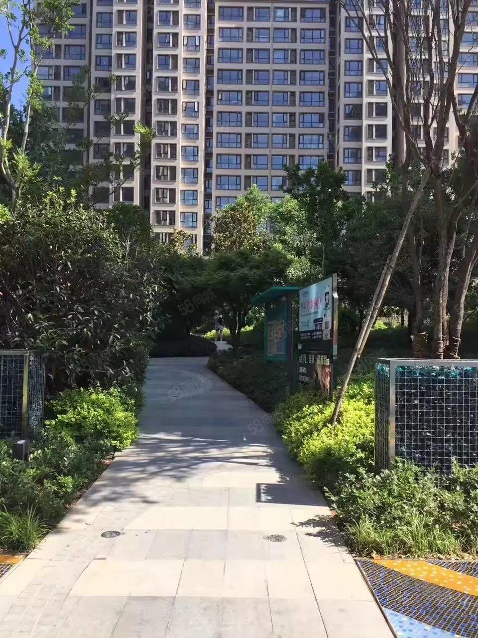 正弘中央公园有本免税精装修送家具家电送车位