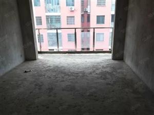 建鼎华城旁复式楼送露台毛坯户型端庄证满