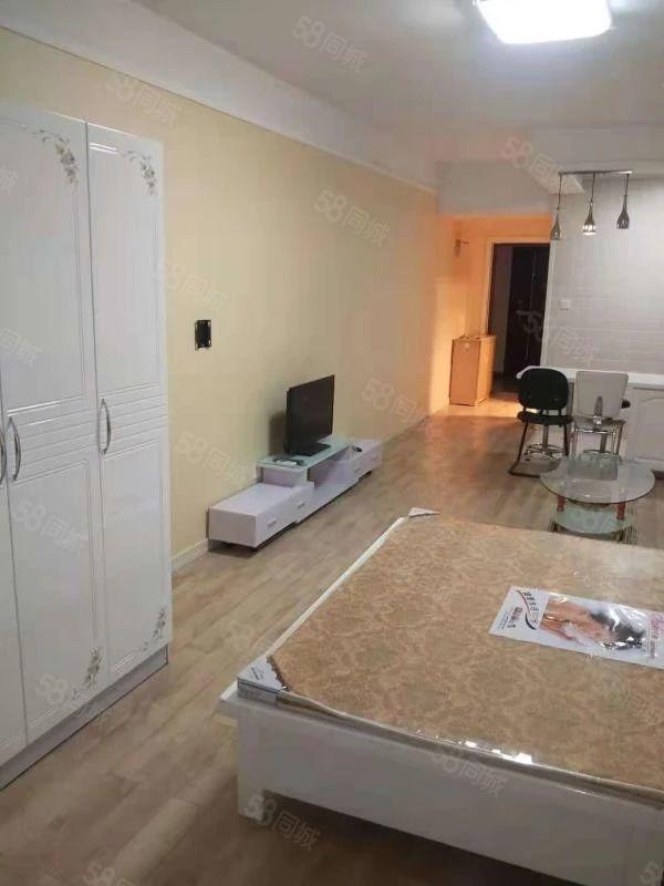 东方国际整租1室一厅一卫拎包住家电齐全物美价廉