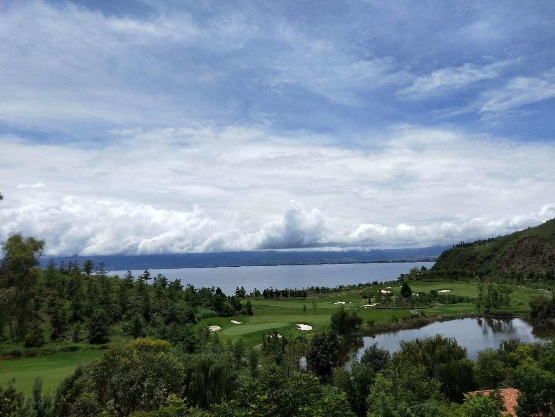 抚仙湖广龙旅游小镇,离湖距离400米,琉璃万倾尽收眼底