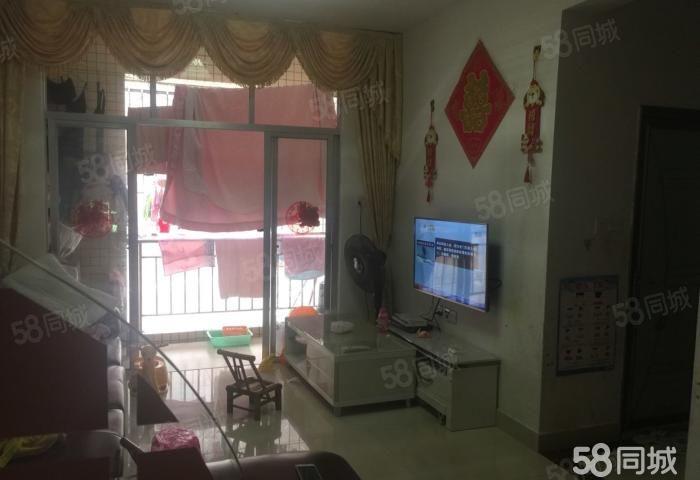 金桂花园三房户型方正实用率好价格超低