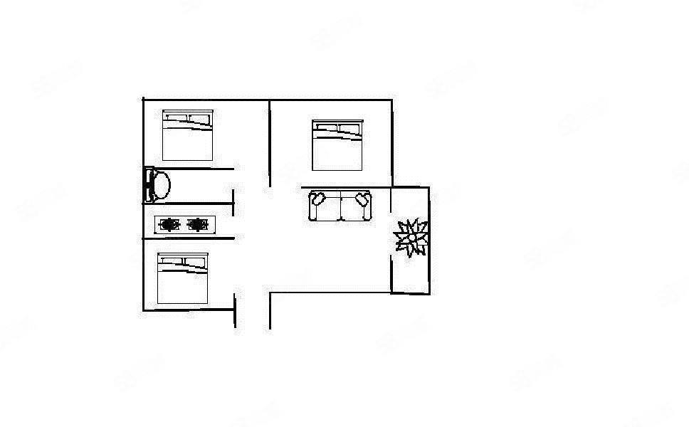 全楚雄州单价超便宜一套观景房,小三房,平层房,支持首付