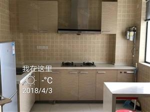 御景天成(龙泉公园斜对面)1室1厅,家电家具齐全,停车方便.