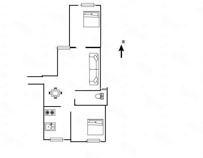 2350/平米急售永兴街中段亚太大厦南北通透大两室