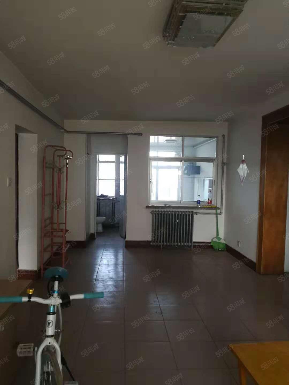 出租大十字铁业家属院两室一厅带简单家具拎包即可入住
