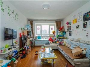 和大和城总价低套二双南卧室南客厅全明户型方正户型