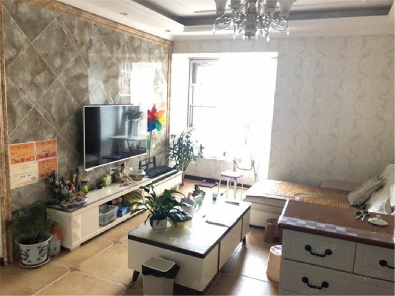 东山国际精装套三送家具家电户型方正诚心出售