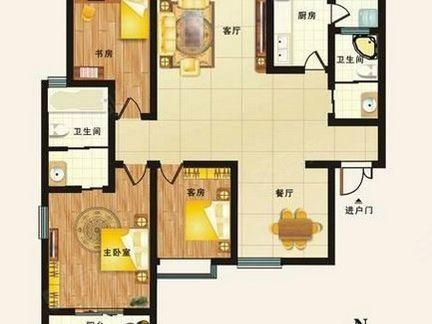 永威南越精装两房大毛坯,可随时看房,小区环境绿化杠杠的