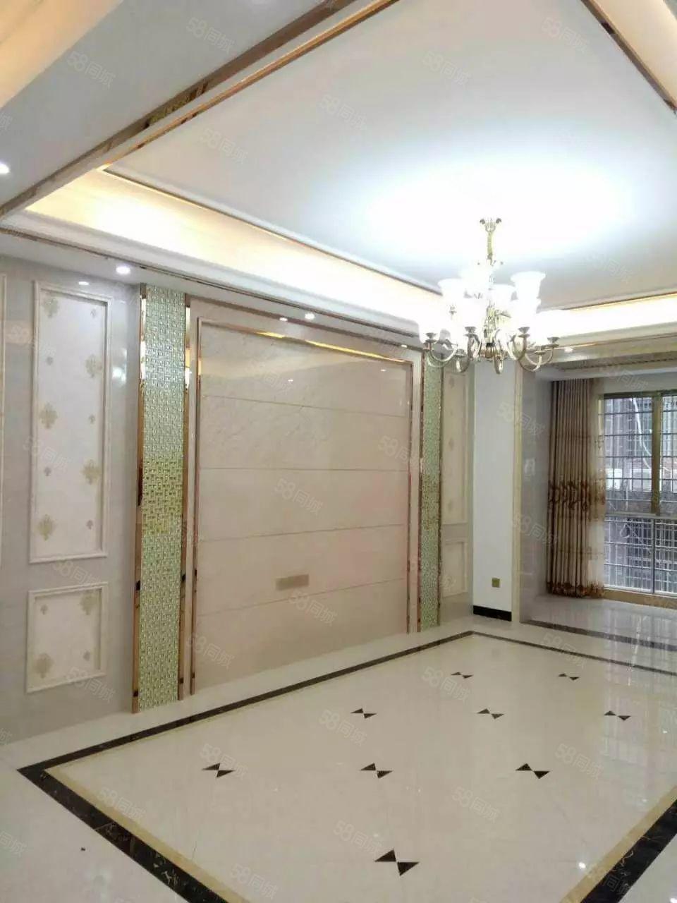 祁东盛世小区2层新装修3室有证可按揭急售价54.8万