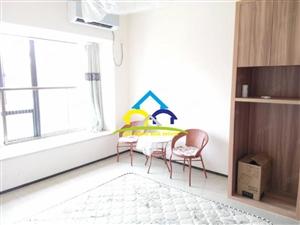 恒大名都温馨一居室公寓出租,拎包入住,随时看房,可短租