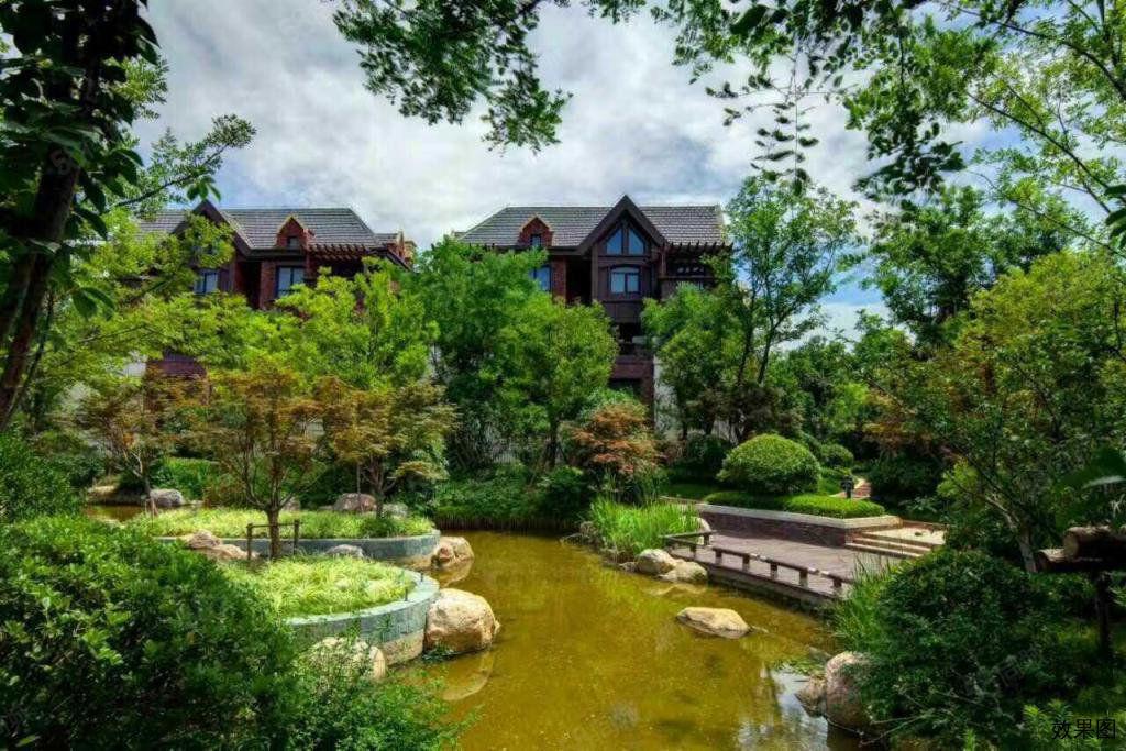 风湖畔绿地泰晤士院墅复式大五房送露台直接更名网签