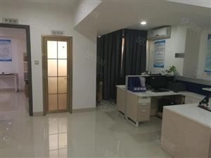 万豪豪华办公装修办公全配280平方一个月6000块