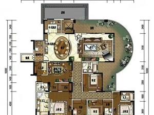 豪宅洋房!品质生活的起点+单价8000大户型+既买即装修!!