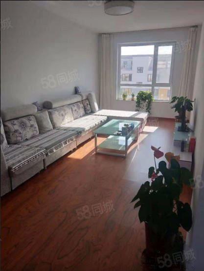 水木阳光90平2室精装家具家电齐全包物业取暖