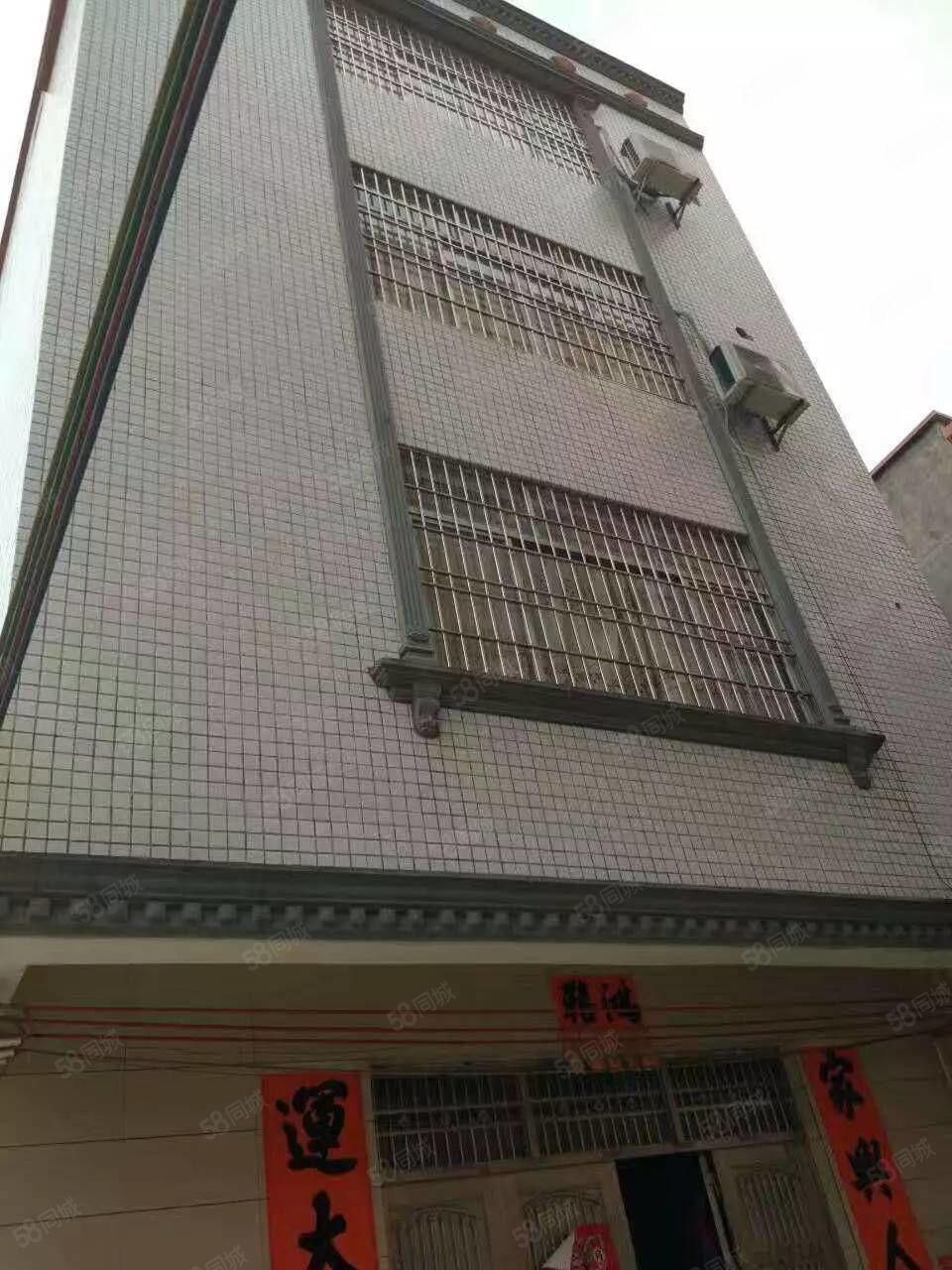 三面见光!私宅占地56平方、四层半、前10米后6米侧20米。