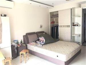 美星公寓拎包入住精装一室美多现代城美多甲壳虫公寓低于市价满二
