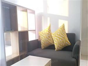 城北优品道精装公寓出租交通方便房子干净整洁随时看房