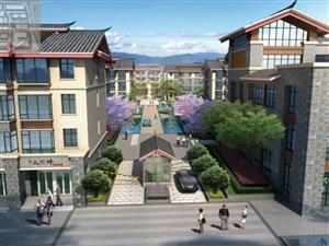 宜商宜住宜投资丽江市政府旁中铁绿景家园精装修公寓