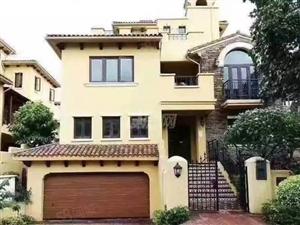 香格里拉独栋别墅468平米独栋带500平米花园卖480万