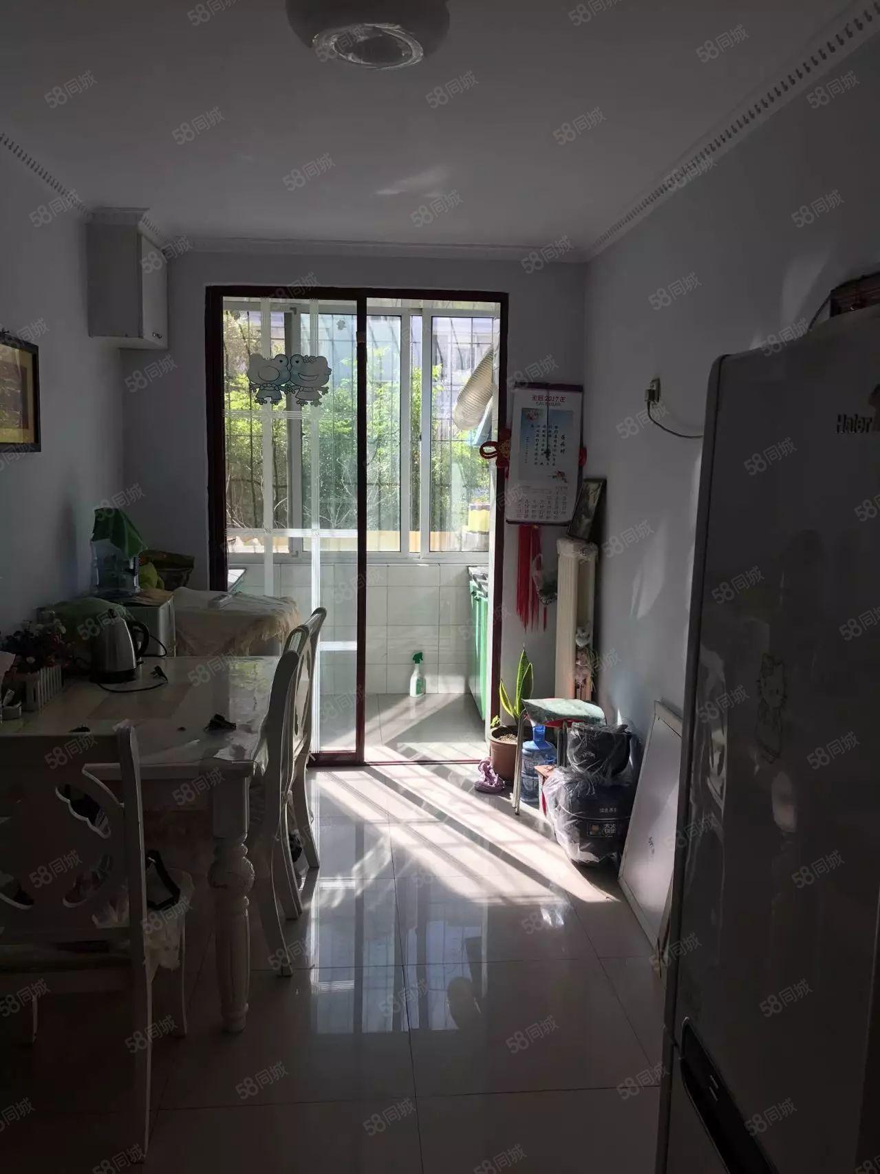 包取暖,宽带,幸福家园2居,押一付一,月租1500元,2楼