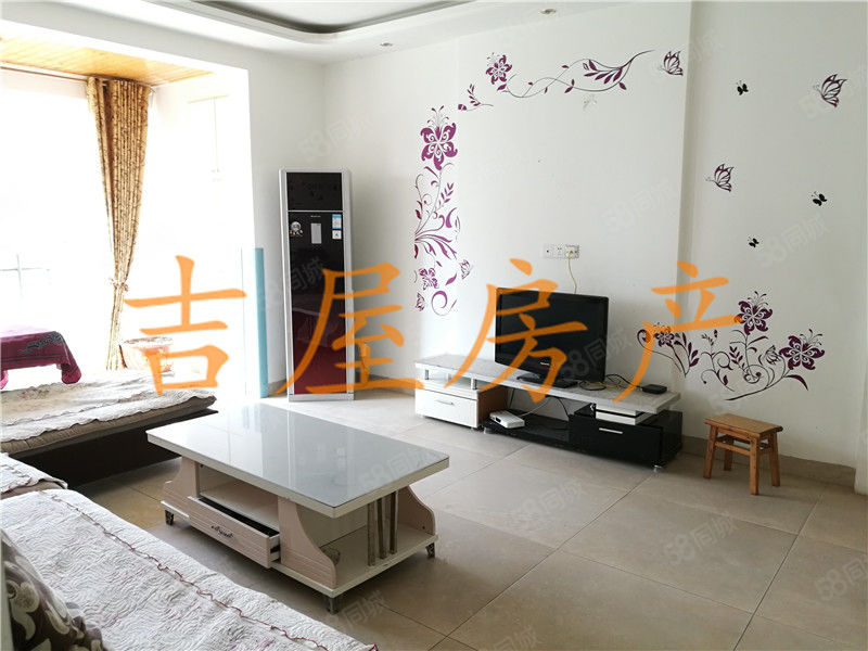 东城一品精装3室客厅有柜机万达附近