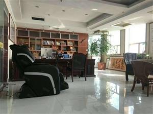国际大厦写字楼出租精装440平带办公家具家电可直接办公