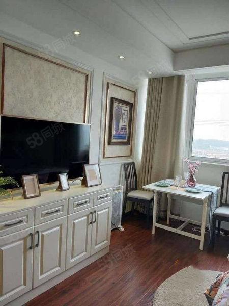 牡丹路中亿联世贸中心阳面单身公寓包改名能按揭