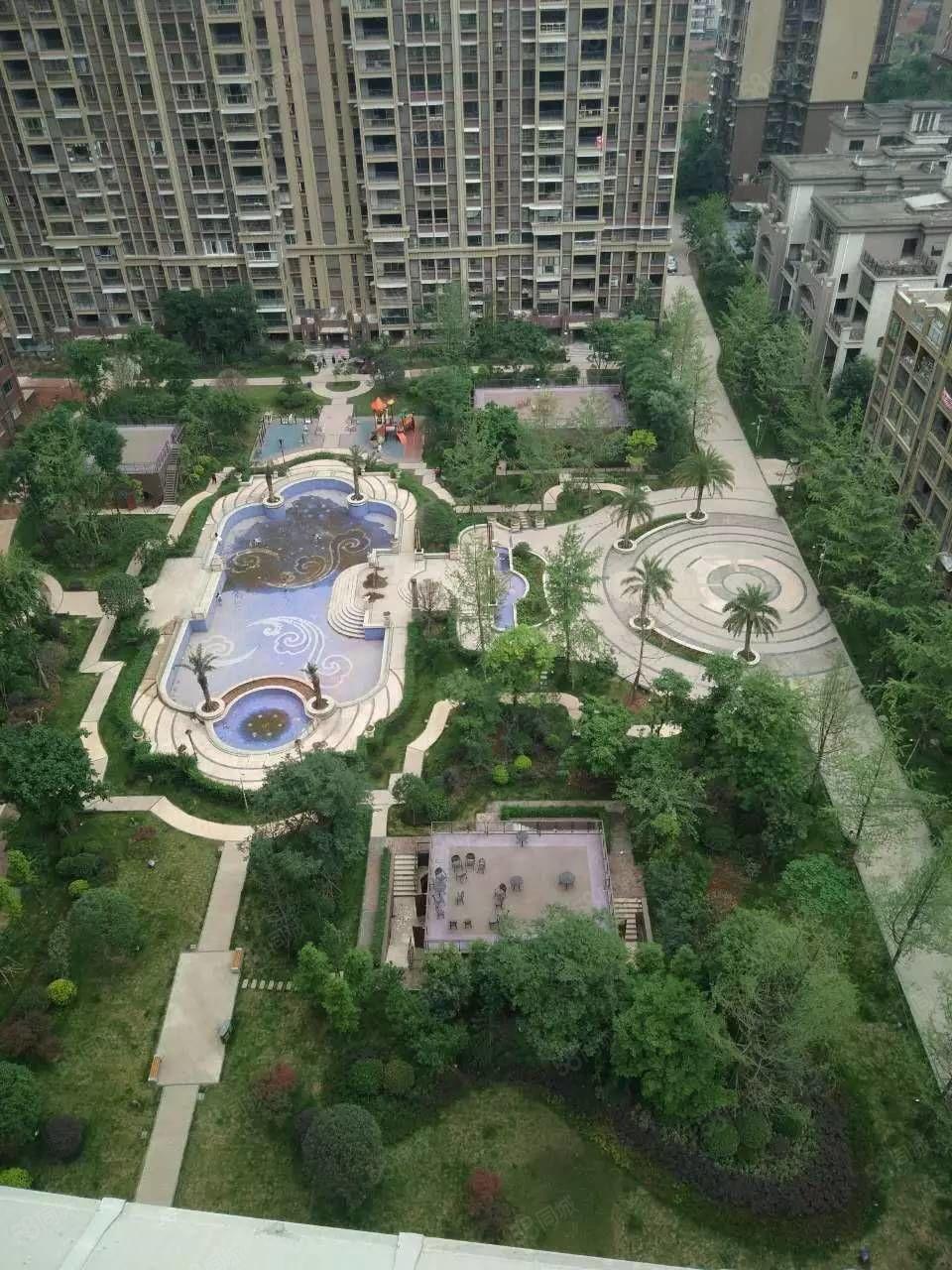 中城国际优质房源,户型方正,采光好