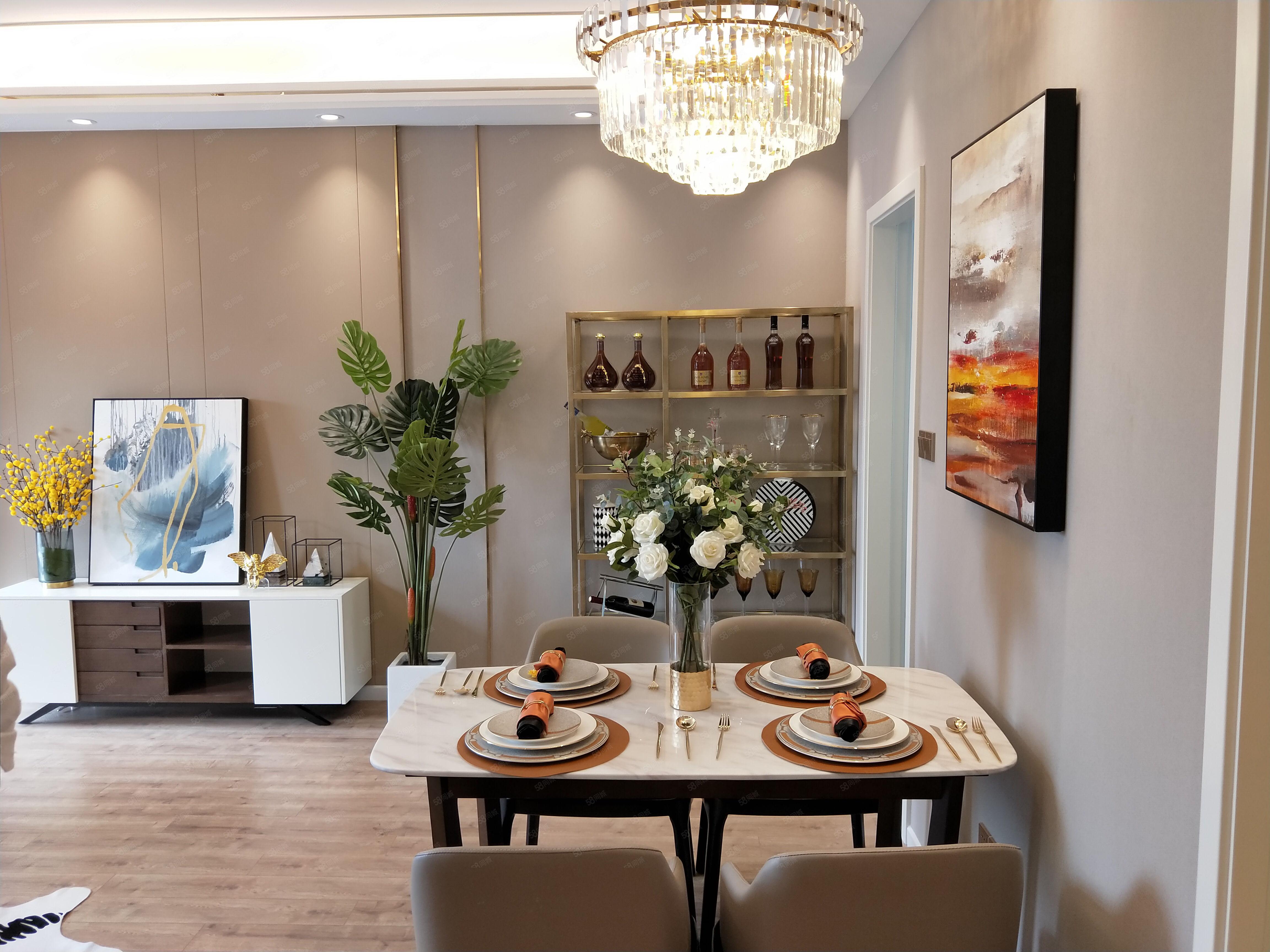万达公寓40年产权精装直接认购地铁口单价9800