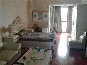 海岸一号欧式温馨一房可短租拎包入住爱它就要拥有它